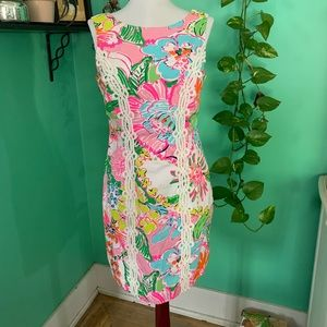 Lilly Pulitzer 6 20th anniversary collection dress